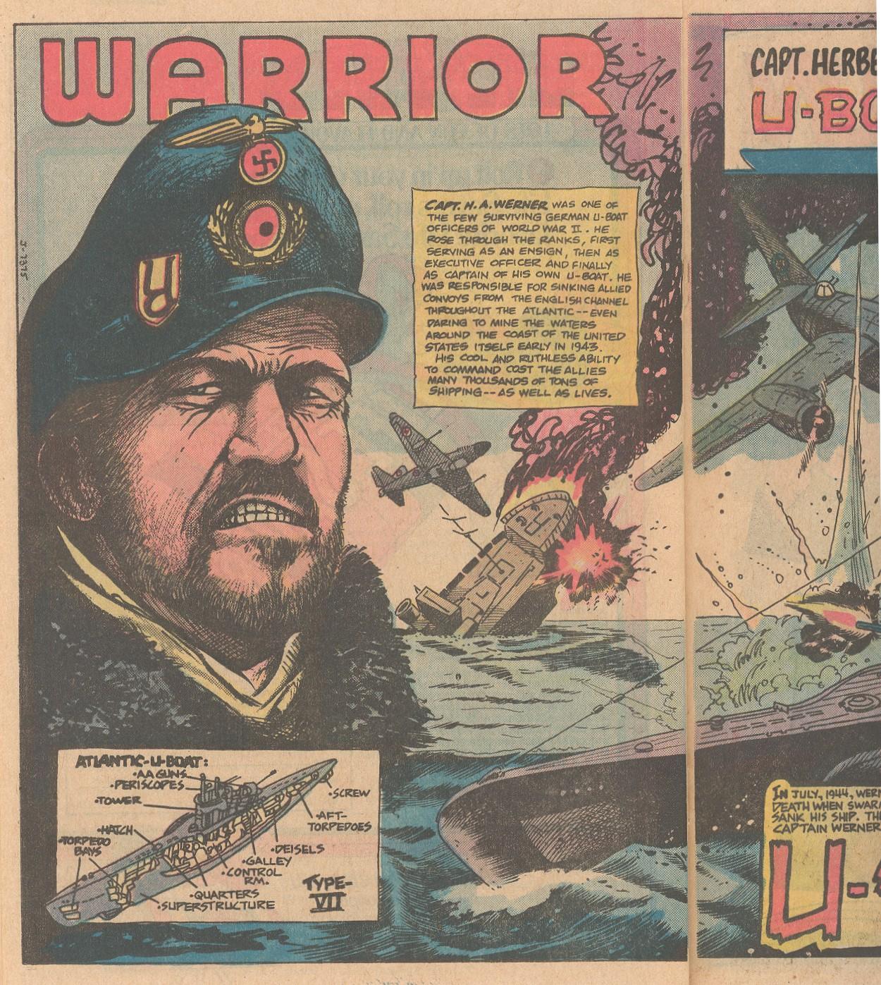 Read online Sgt. Rock comic -  Issue #357 - 20