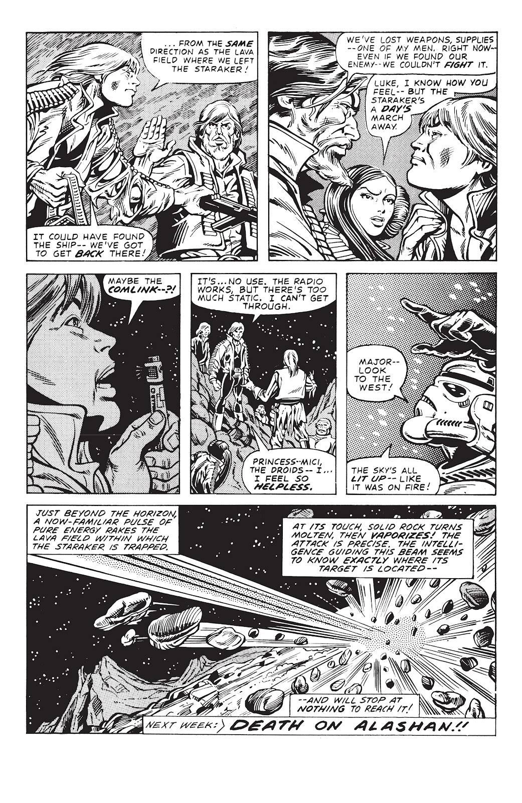 Read online Star Wars Legends: The Original Marvel Years - Epic Collection comic -  Issue # TPB 2 (Part 5) - 13
