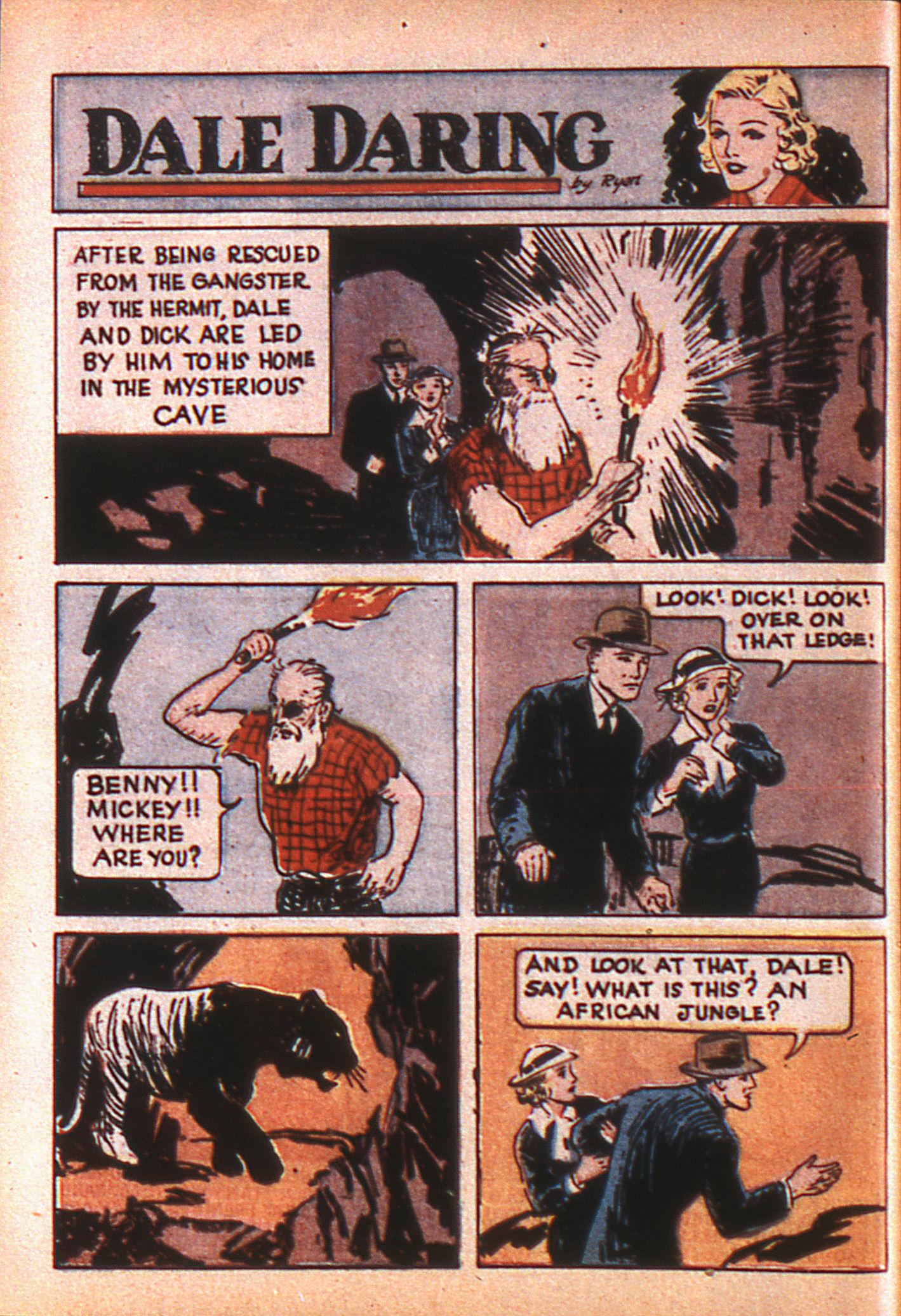 Read online Adventure Comics (1938) comic -  Issue #8 - 13