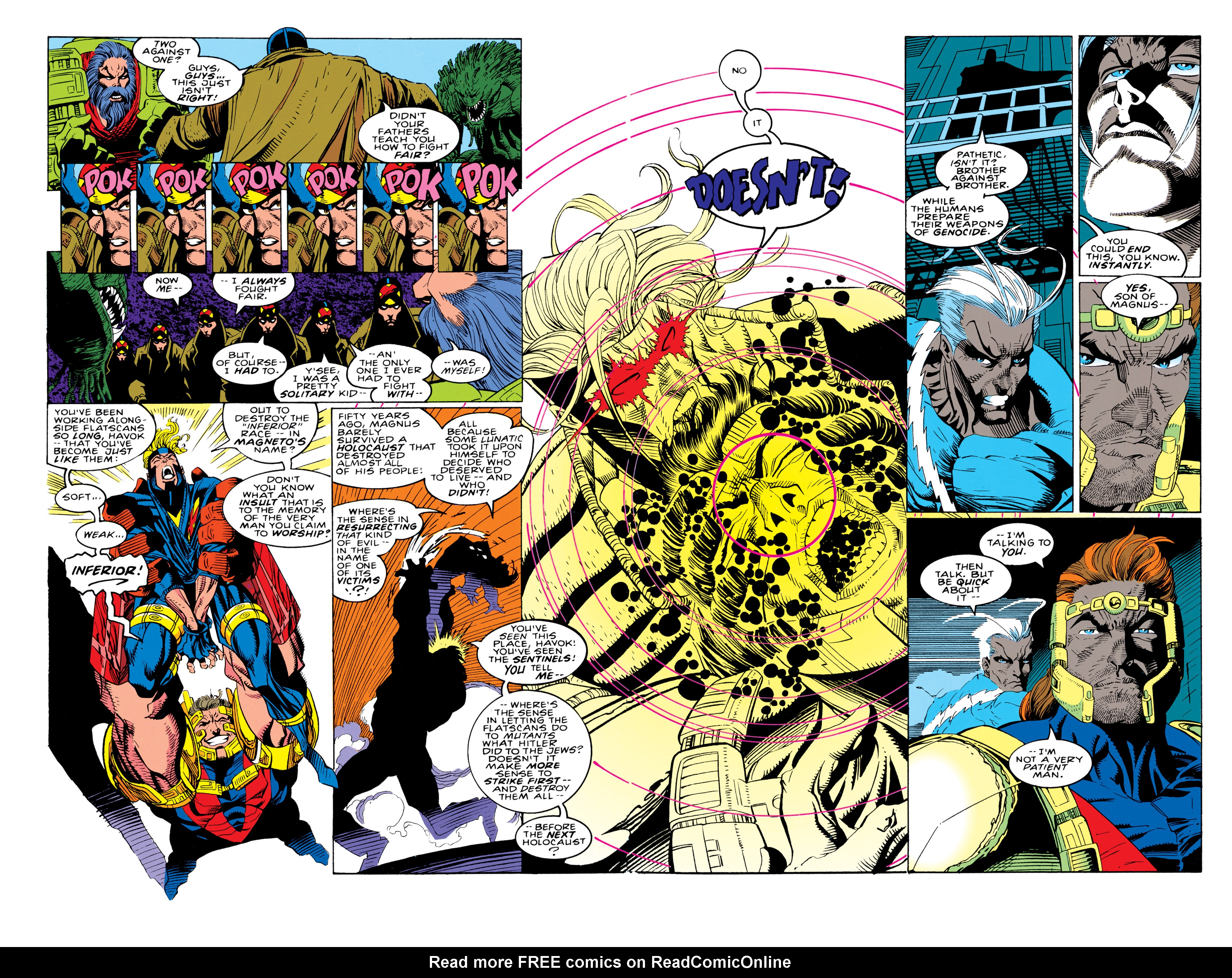Read online X-Factor (1986) comic -  Issue #92 - 26
