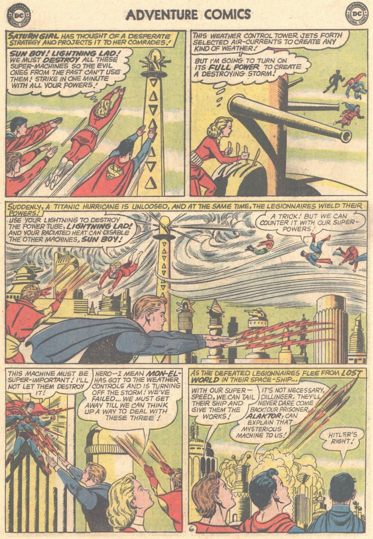 Read online Adventure Comics (1938) comic -  Issue #501 - 24