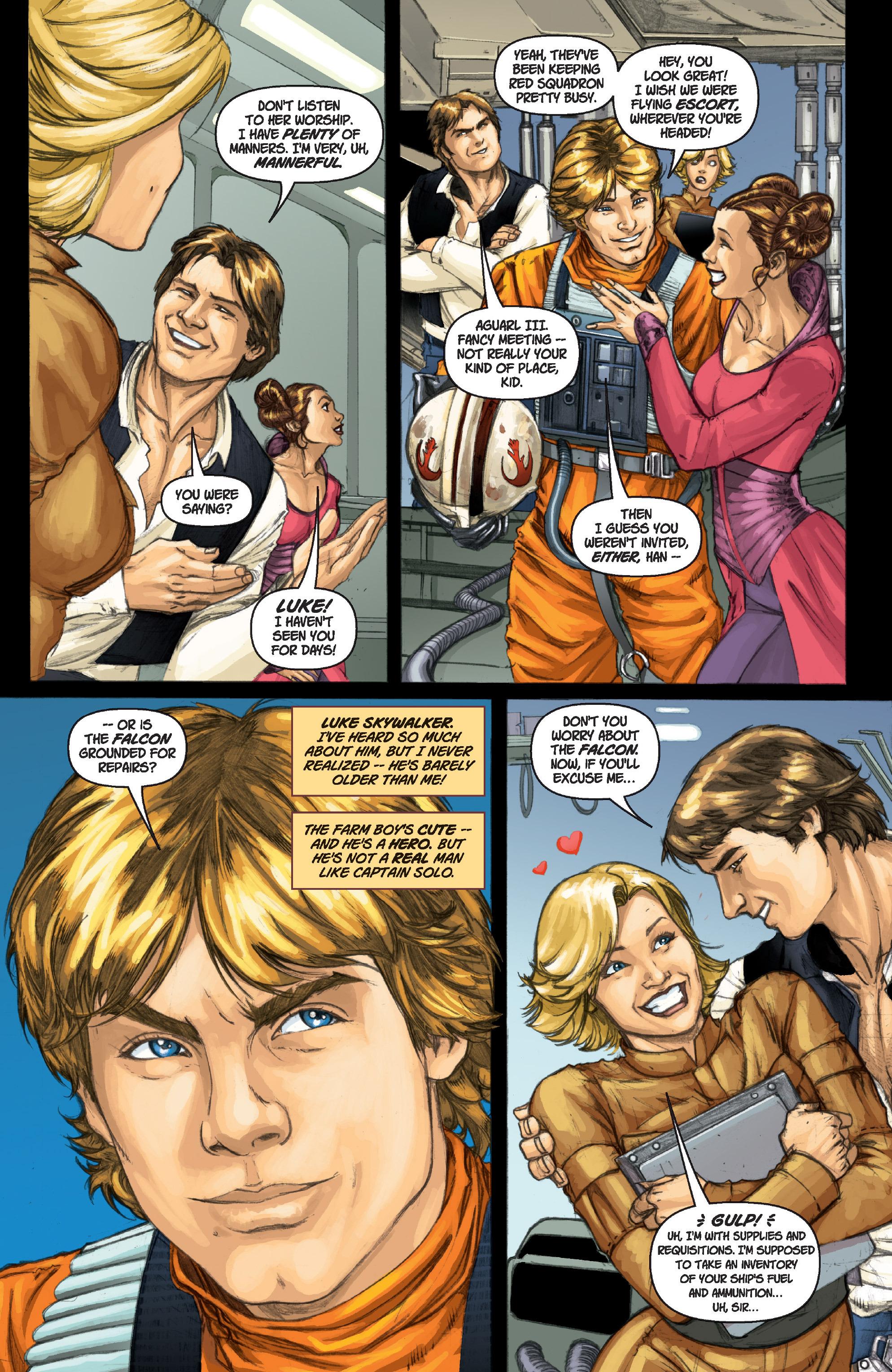 Read online Star Wars Omnibus comic -  Issue # Vol. 17 - 311