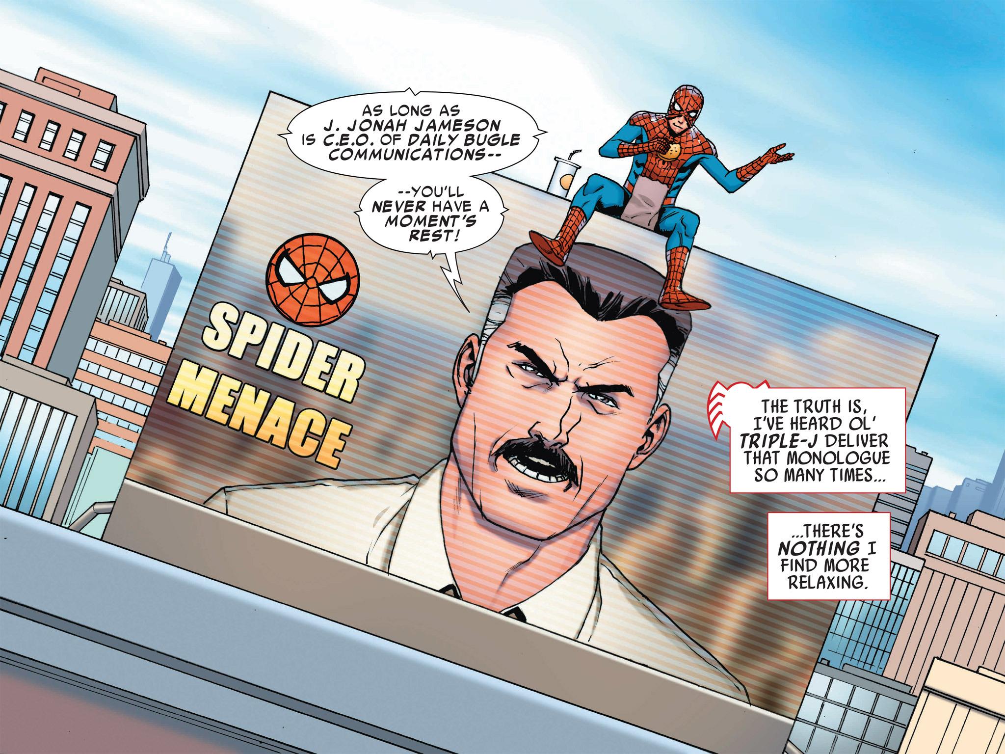 Read online Ultimate Spider-Man (Infinite Comics) (2016) comic -  Issue #2 - 4