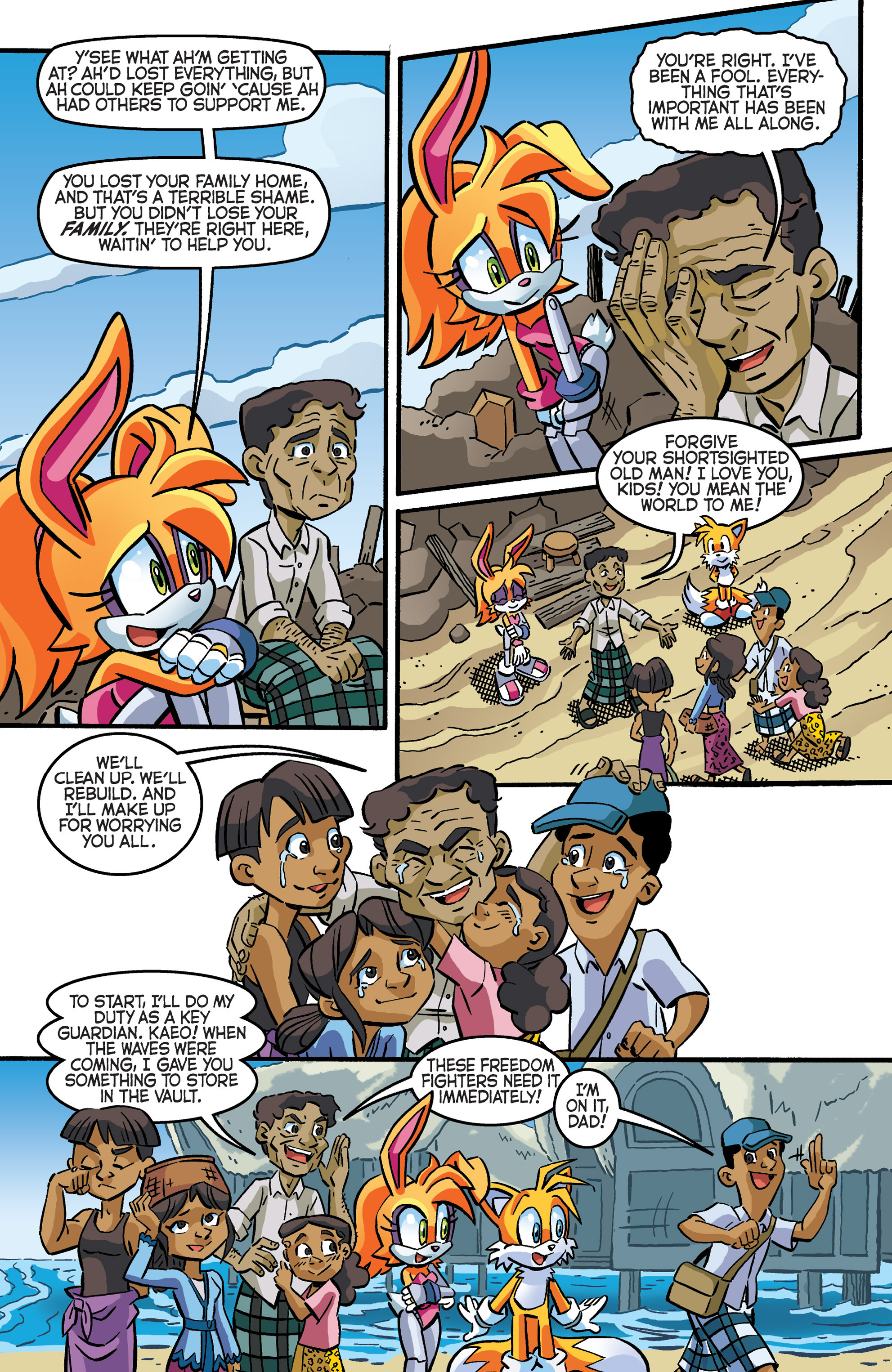 Read online Sonic The Hedgehog comic -  Issue #281 - 19