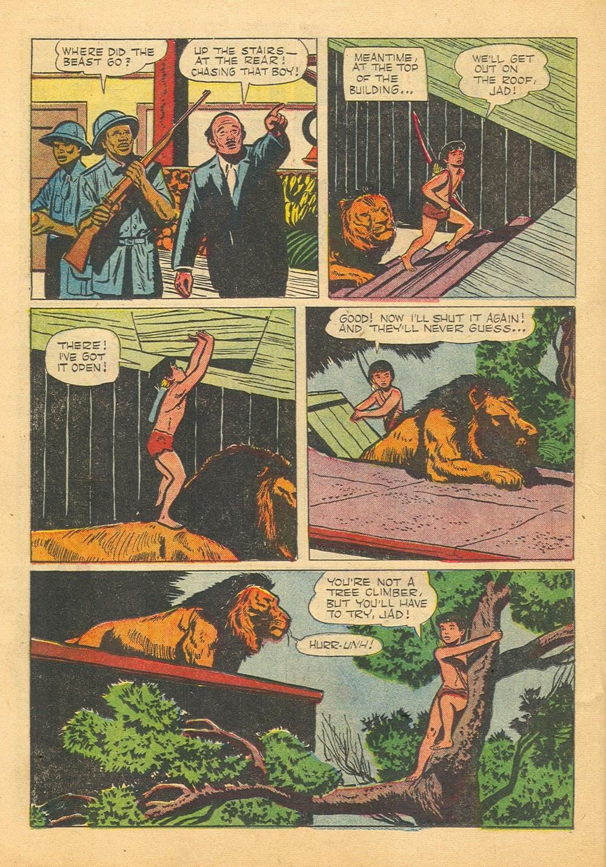 Tarzan (1948) issue 60 - Page 22
