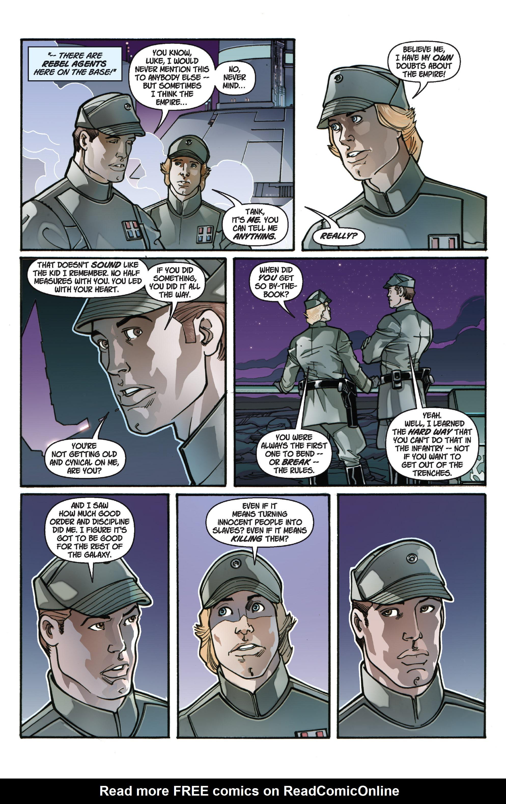Read online Star Wars Omnibus comic -  Issue # Vol. 22 - 285