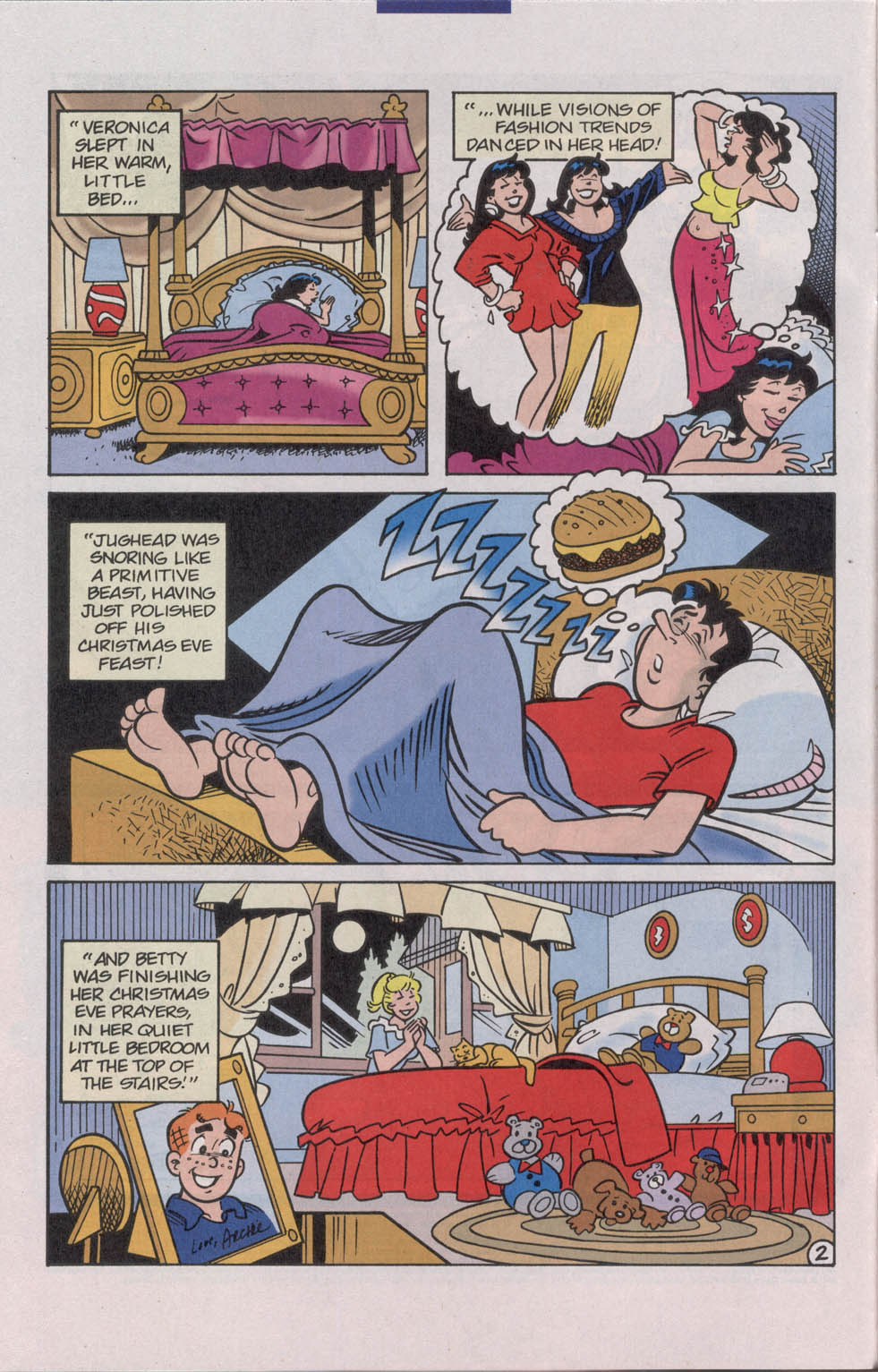 Read online Archie (1960) comic -  Issue #543 - 4