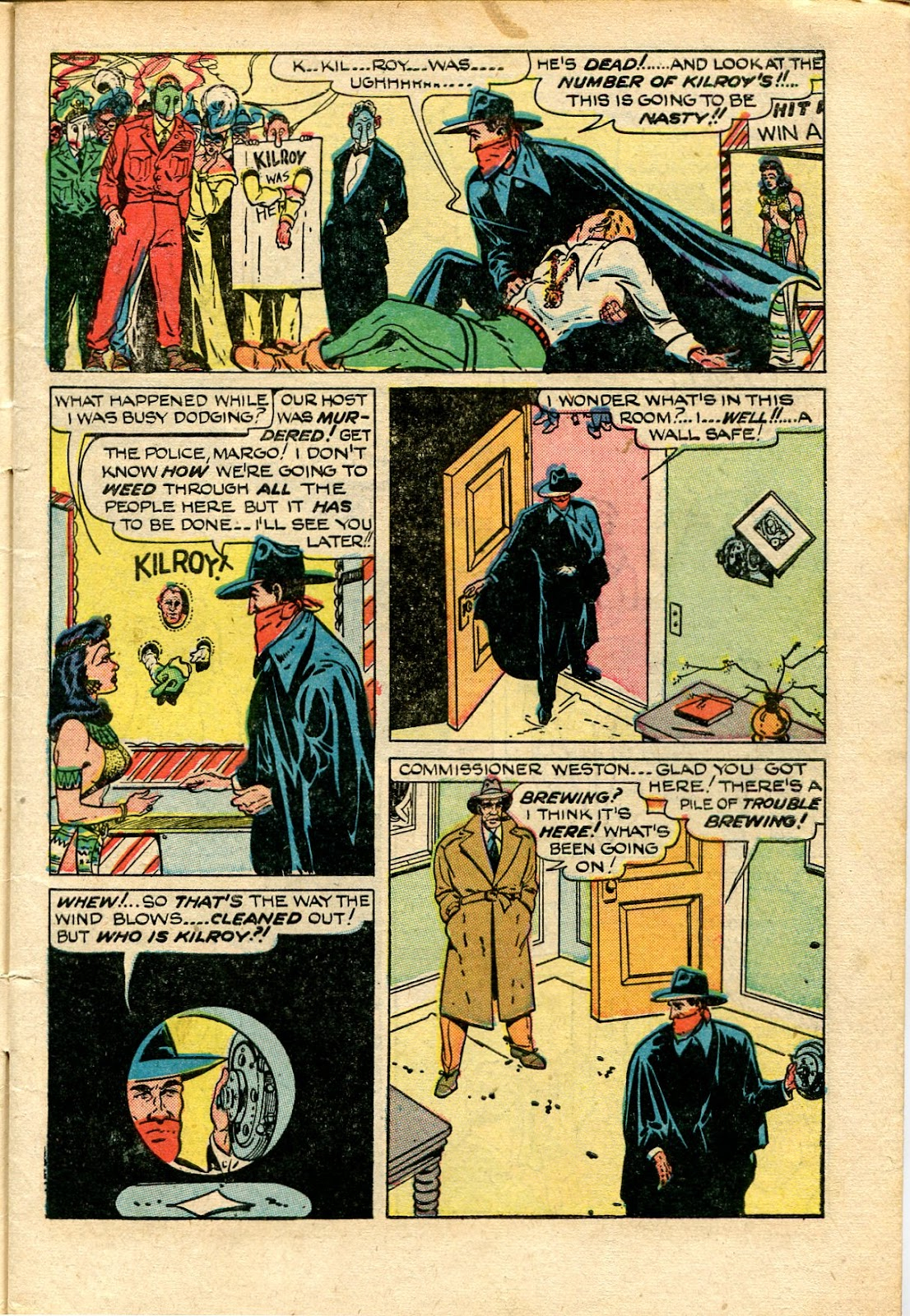 Shadow Comics issue 81 - Page 7