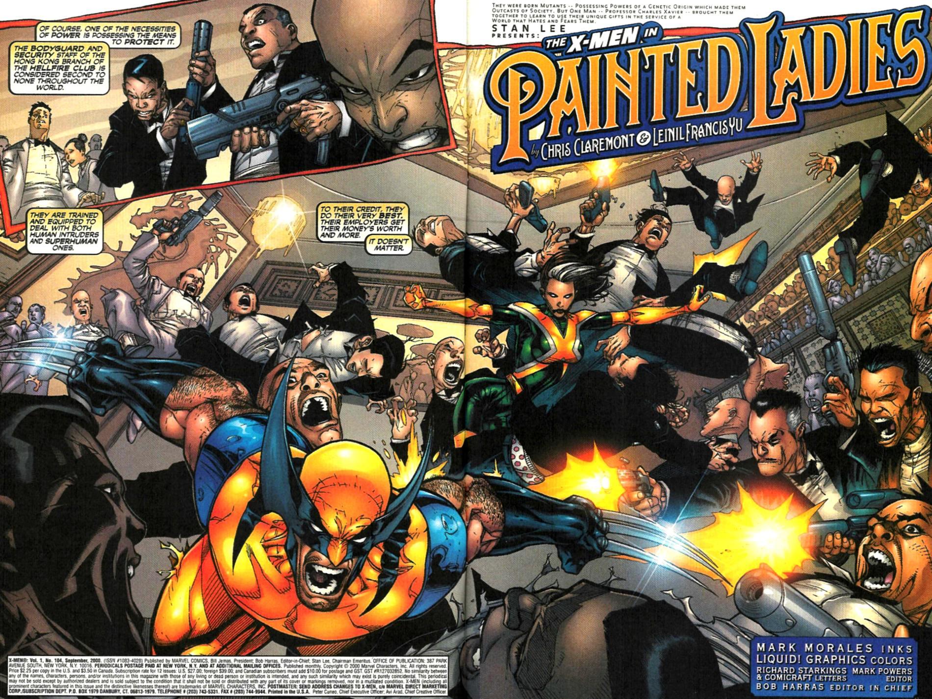 X-Men (1991) 104 Page 2