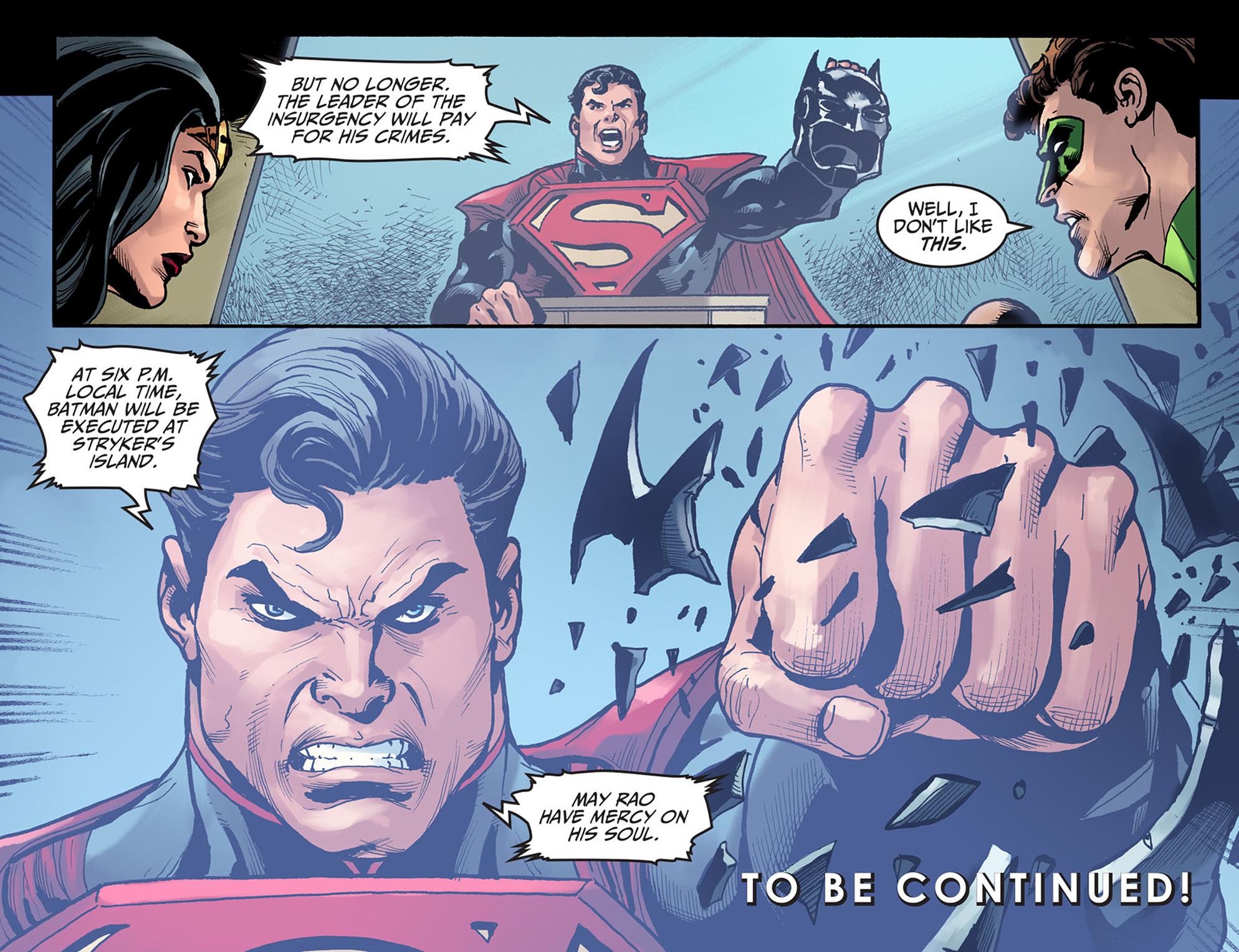 Read online Injustice: Ground Zero comic -  Issue #13 - 23