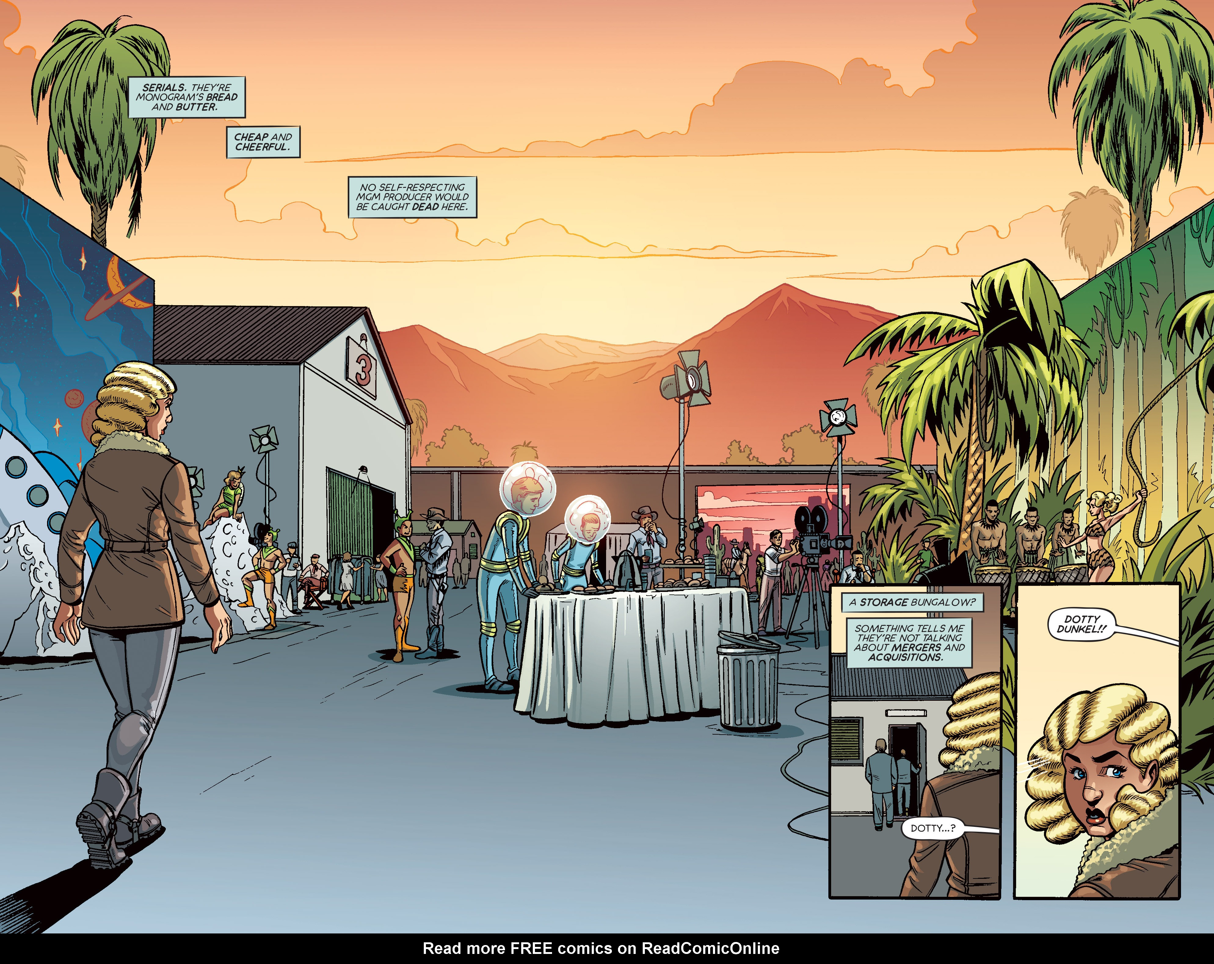 Read online Angel City comic -  Issue #2 - 10