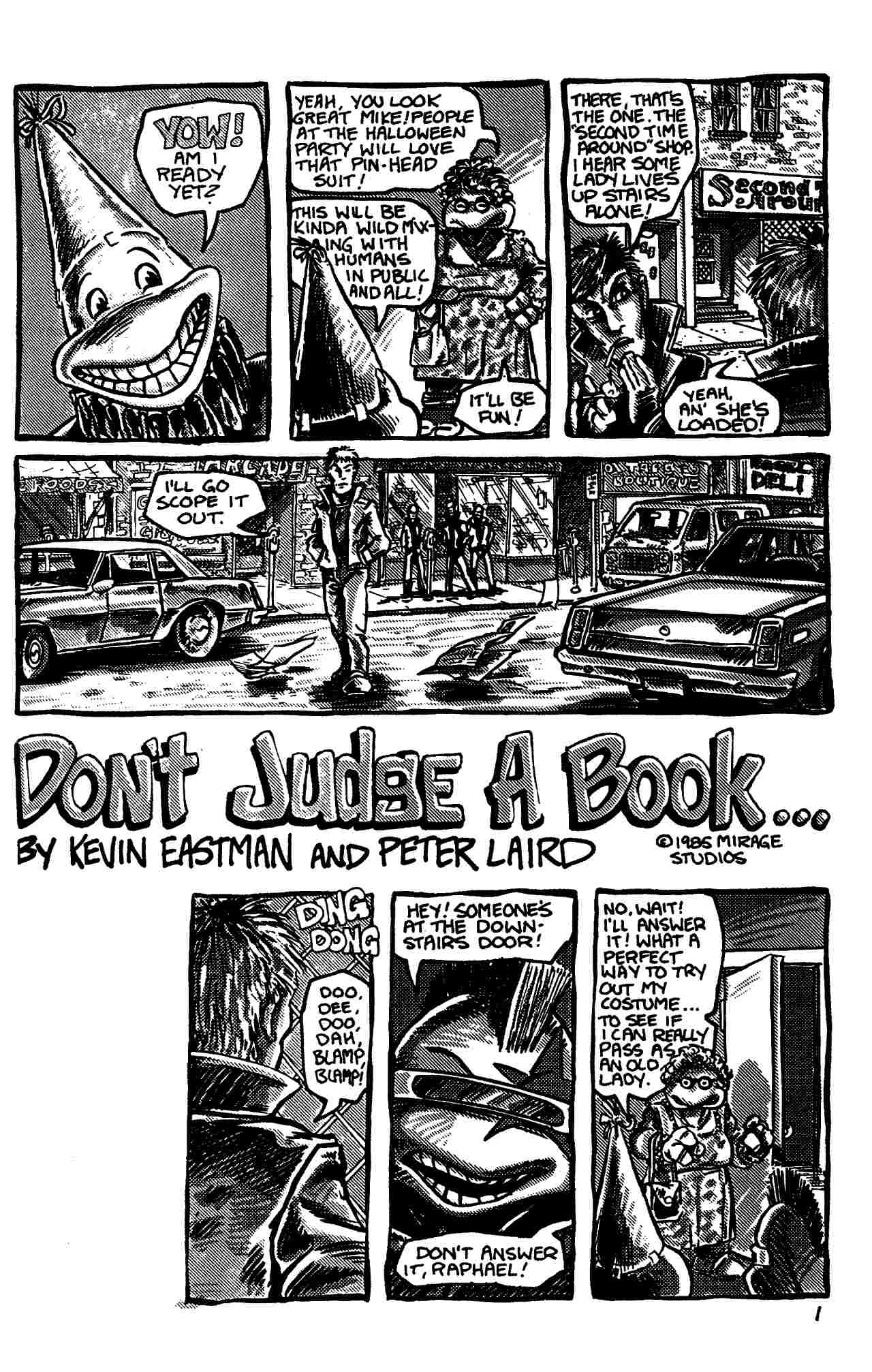 Read online Shell Shock comic -  Issue # Full - 131