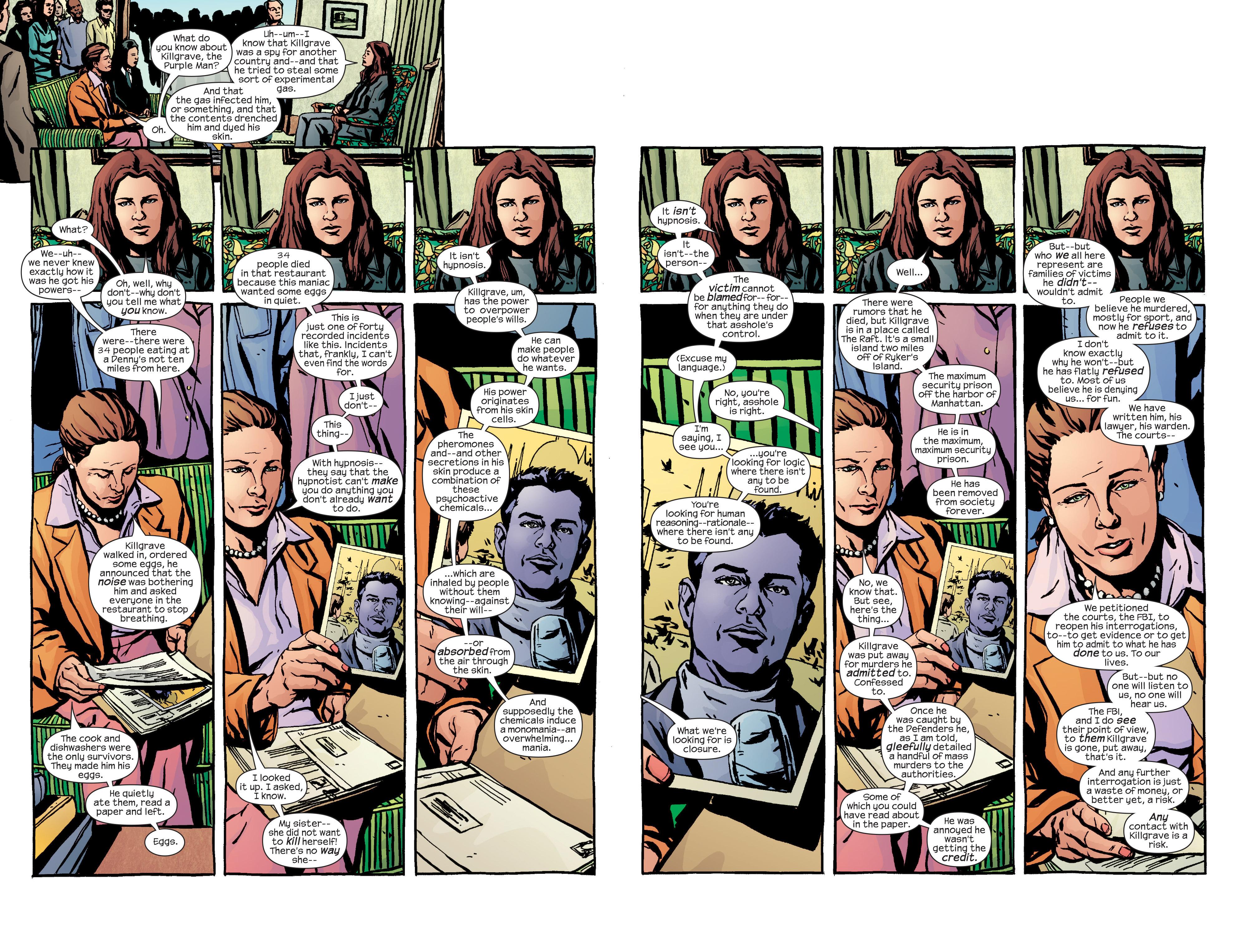 Read online Alias comic -  Issue #24 - 19