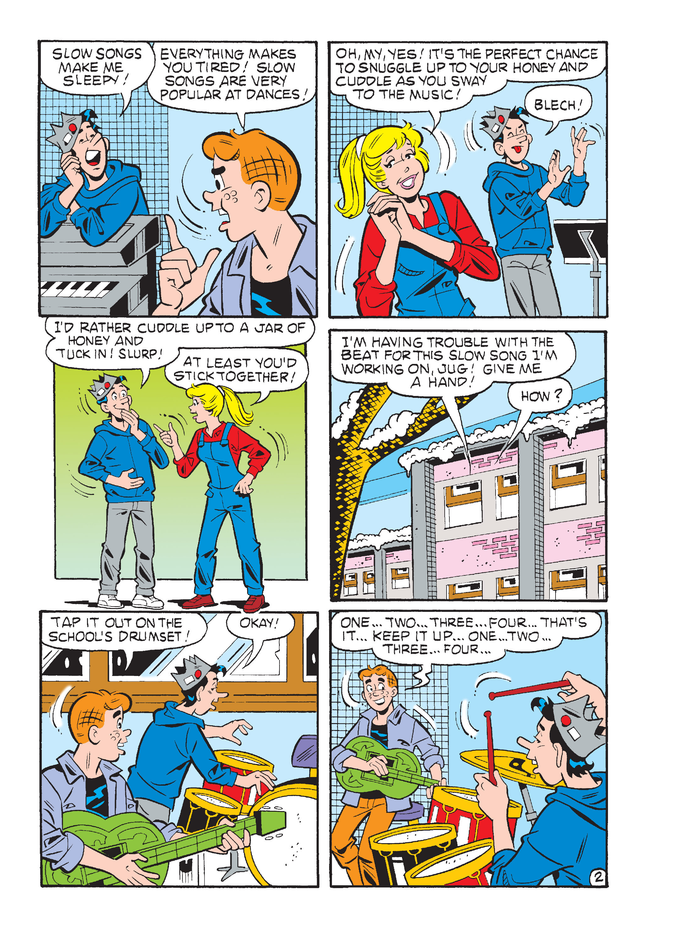 Read online World of Archie Double Digest comic -  Issue #55 - 181
