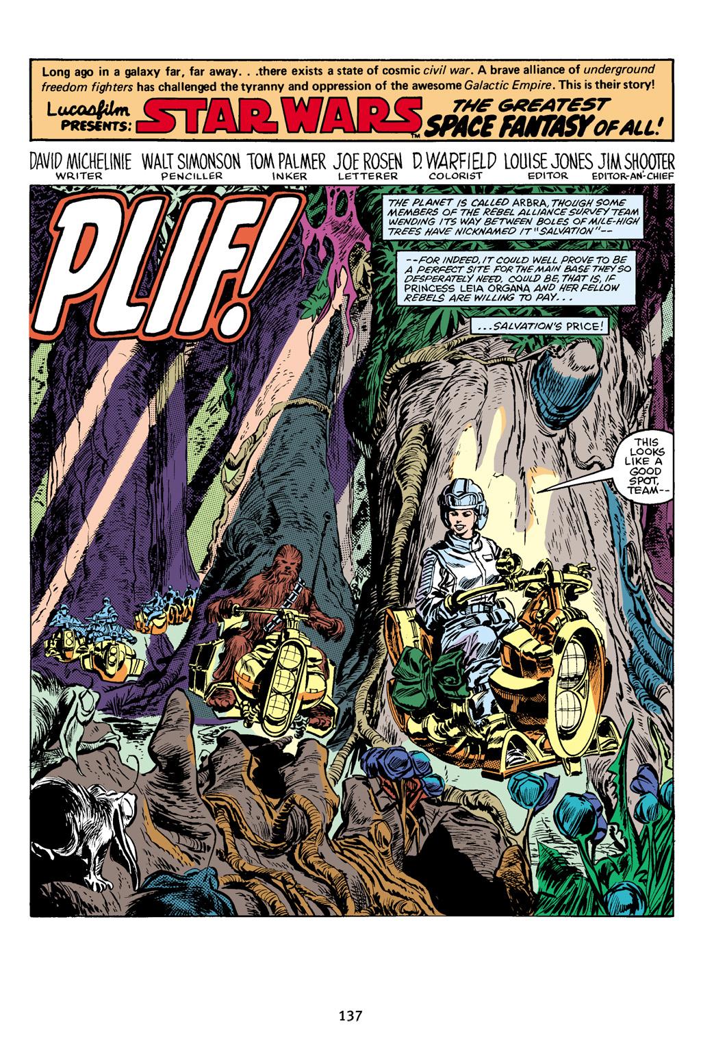 Read online Star Wars Omnibus comic -  Issue # Vol. 16 - 135