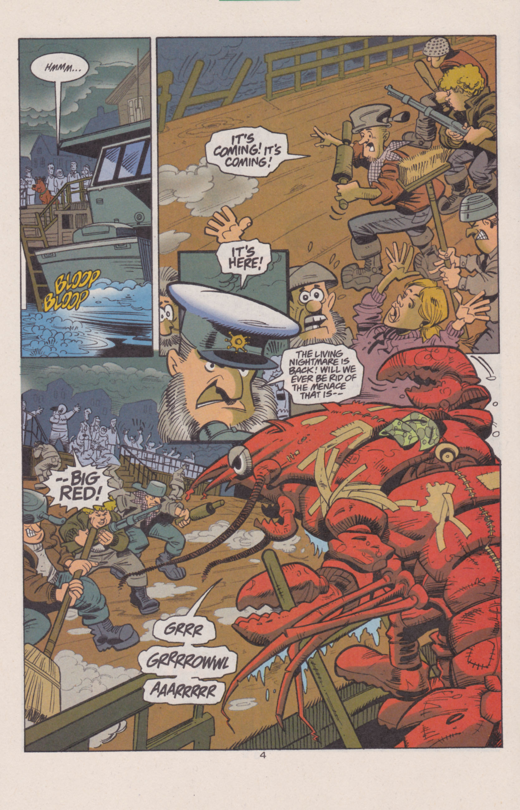 Read online Scooby-Doo (1997) comic -  Issue #13 - 5