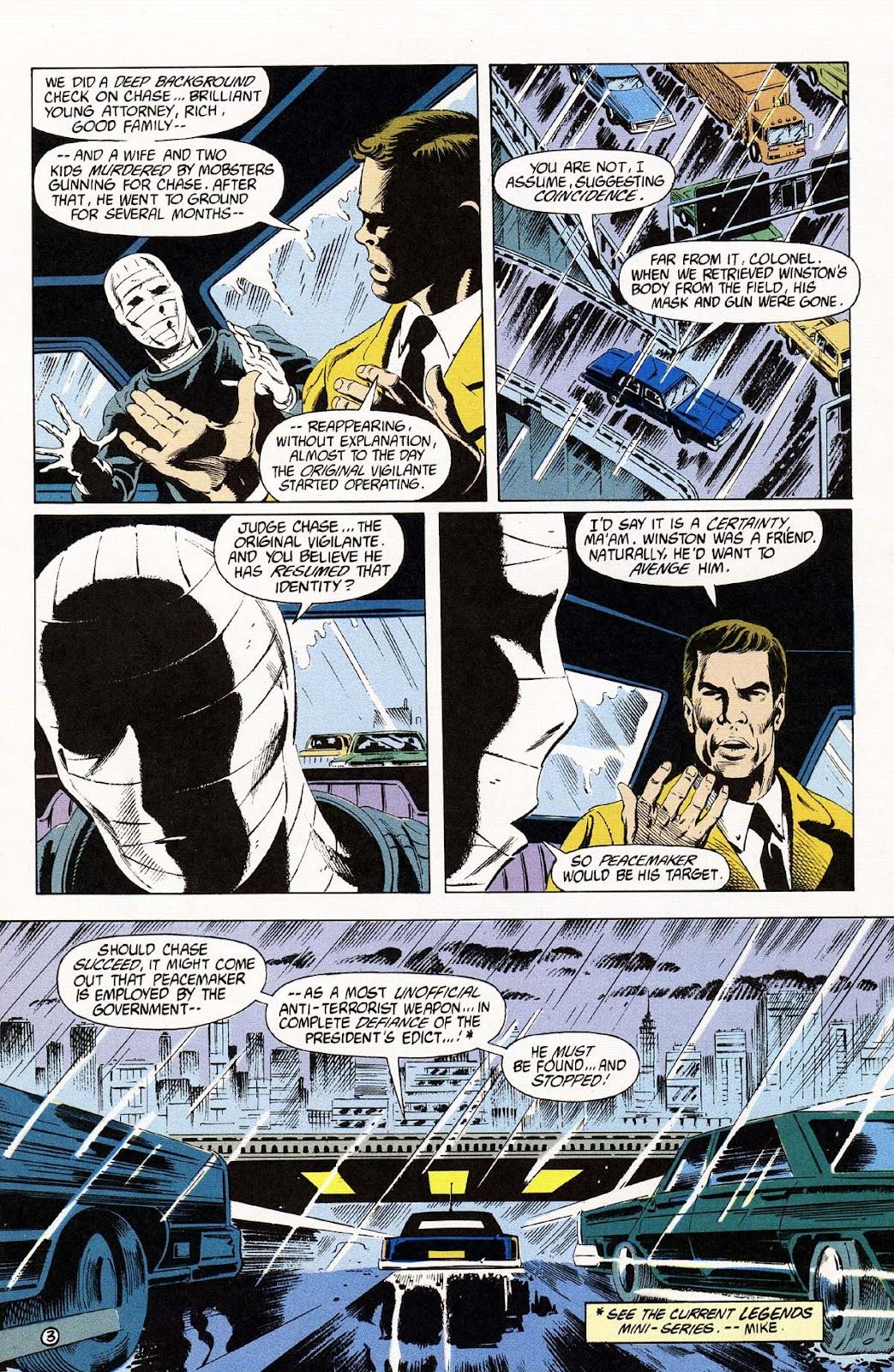 Vigilante (1983) issue 37 - Page 5