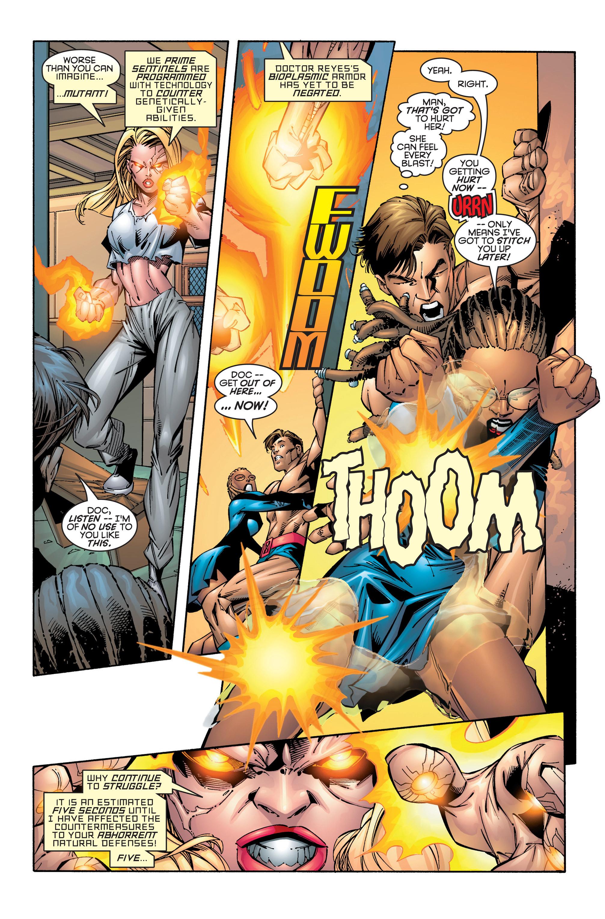 X-Men (1991) 67 Page 17