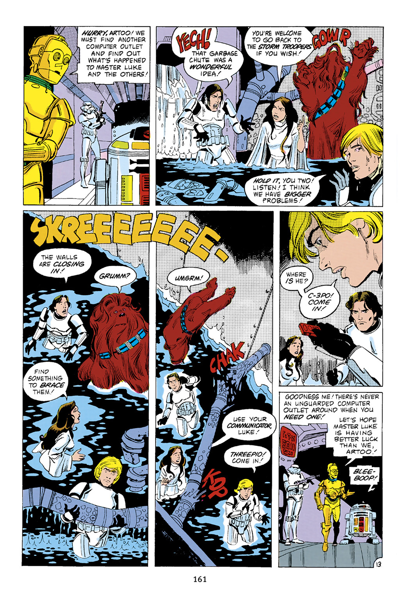 Read online Star Wars Omnibus comic -  Issue # Vol. 23 - 160