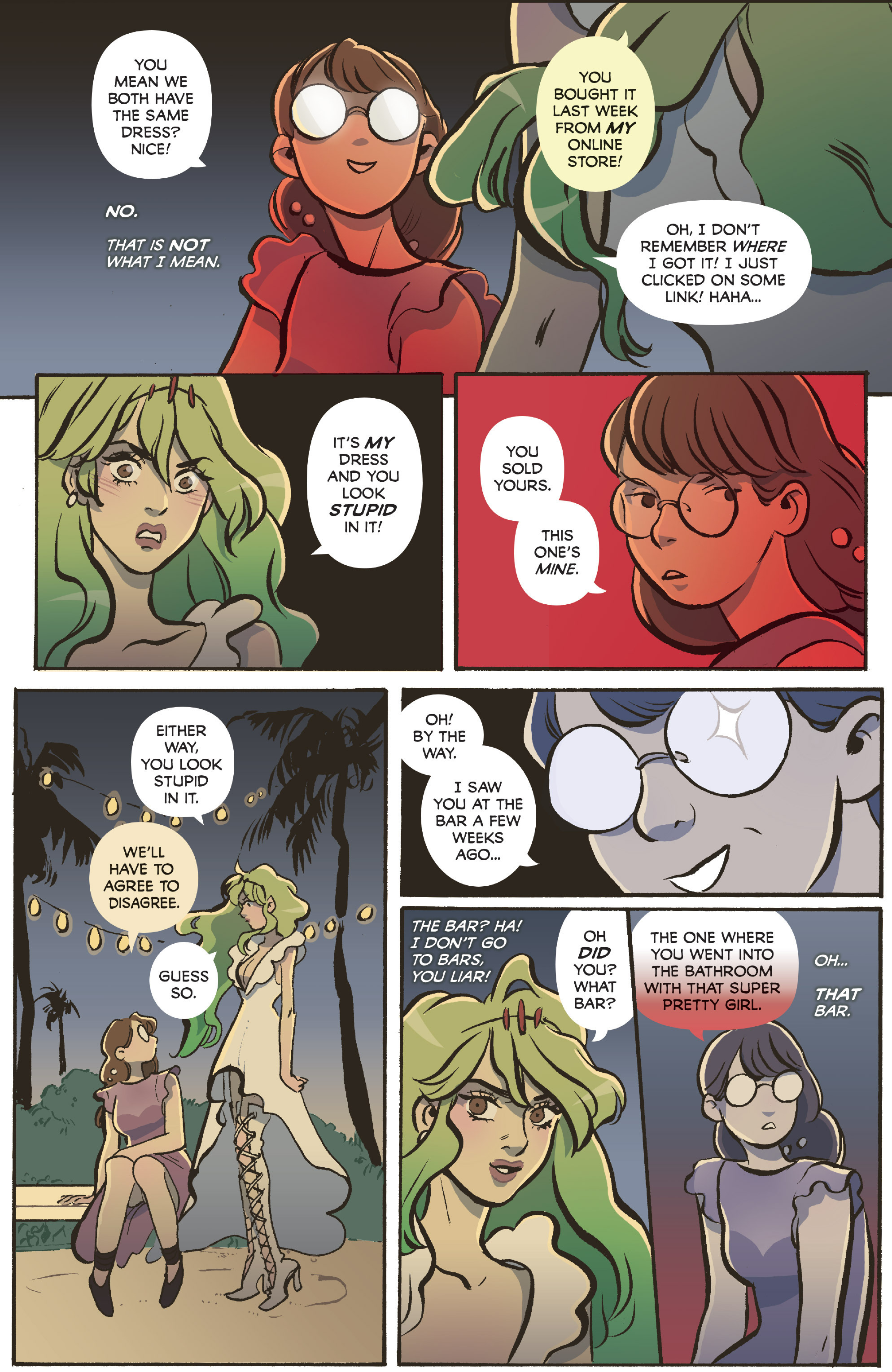 Read online Snotgirl comic -  Issue #3 - 15