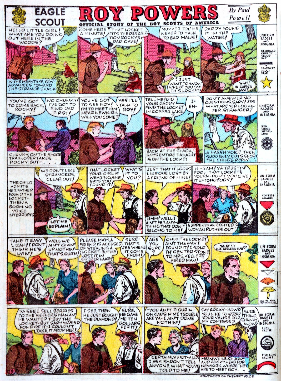 Read online Famous Funnies comic -  Issue #43 - 6