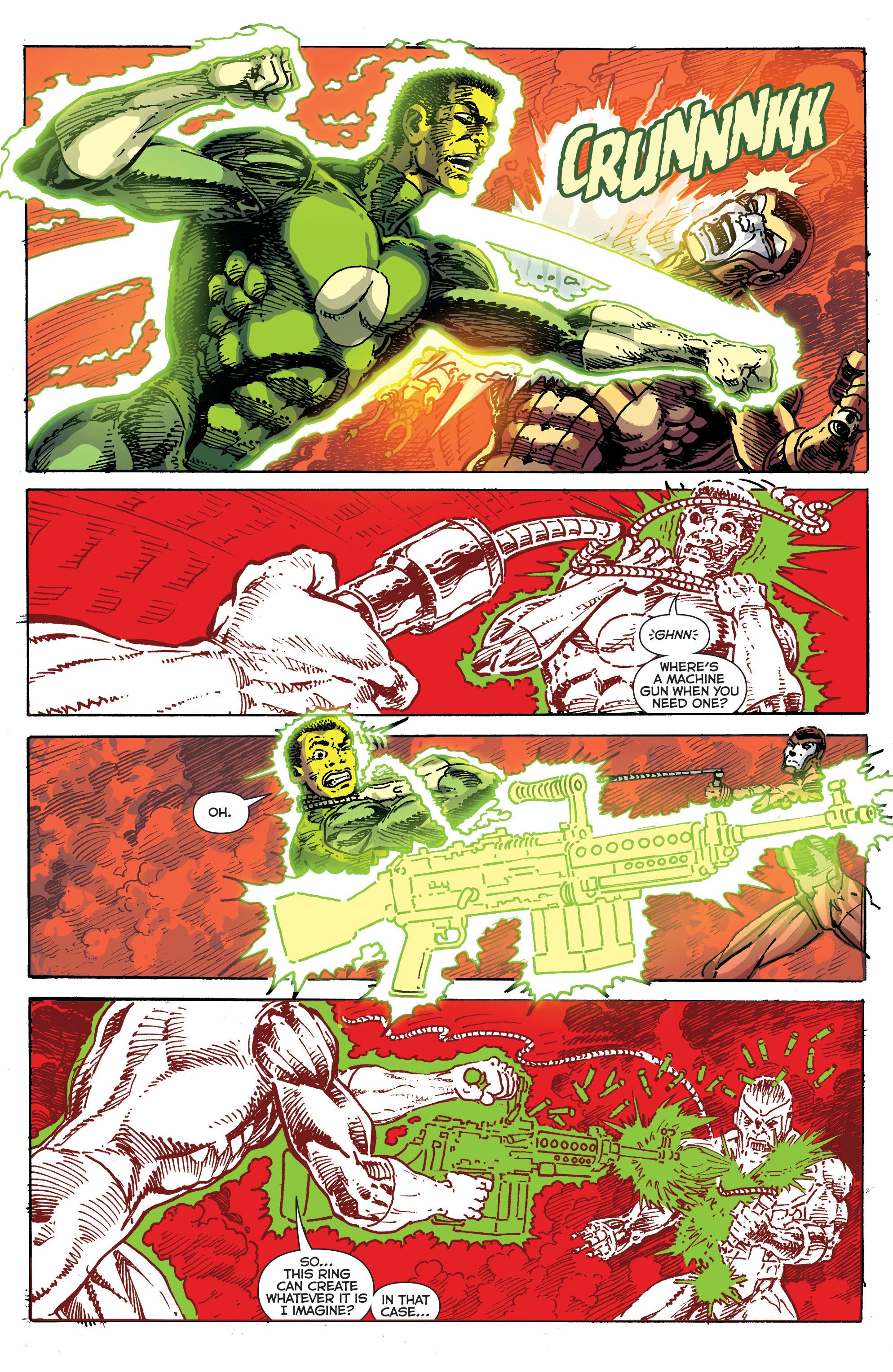 Read online Secret Origins (2014) comic -  Issue #9 - 32