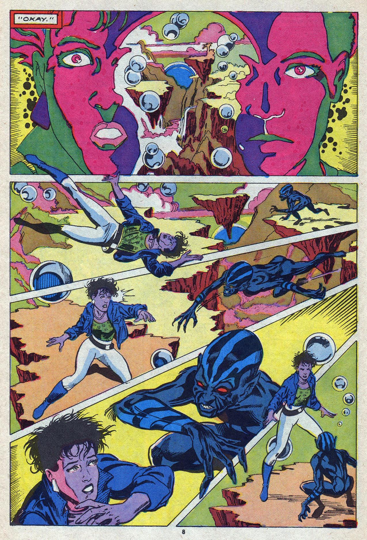 Read online Alpha Flight (1983) comic -  Issue #55 - 12