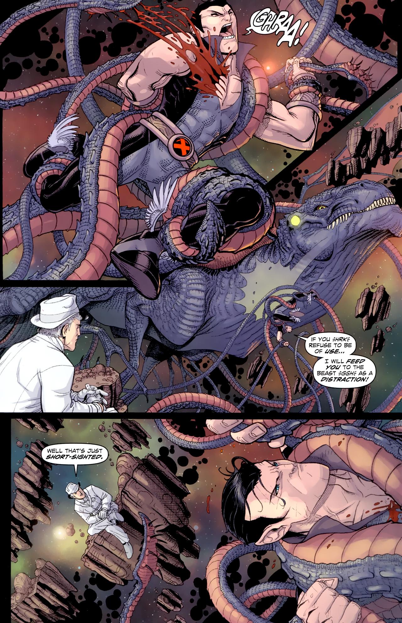 Read online Uncanny X-Men (1963) comic -  Issue # _Annual 3 (2011) - 23
