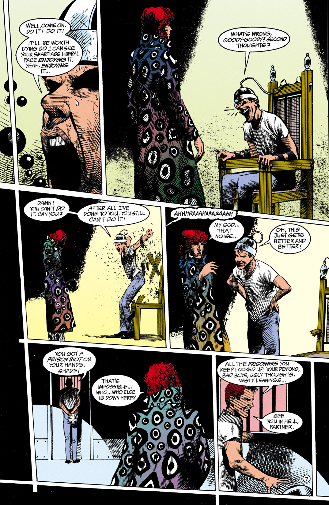 Read online Shade, the Changing Man comic -  Issue #13 - 8