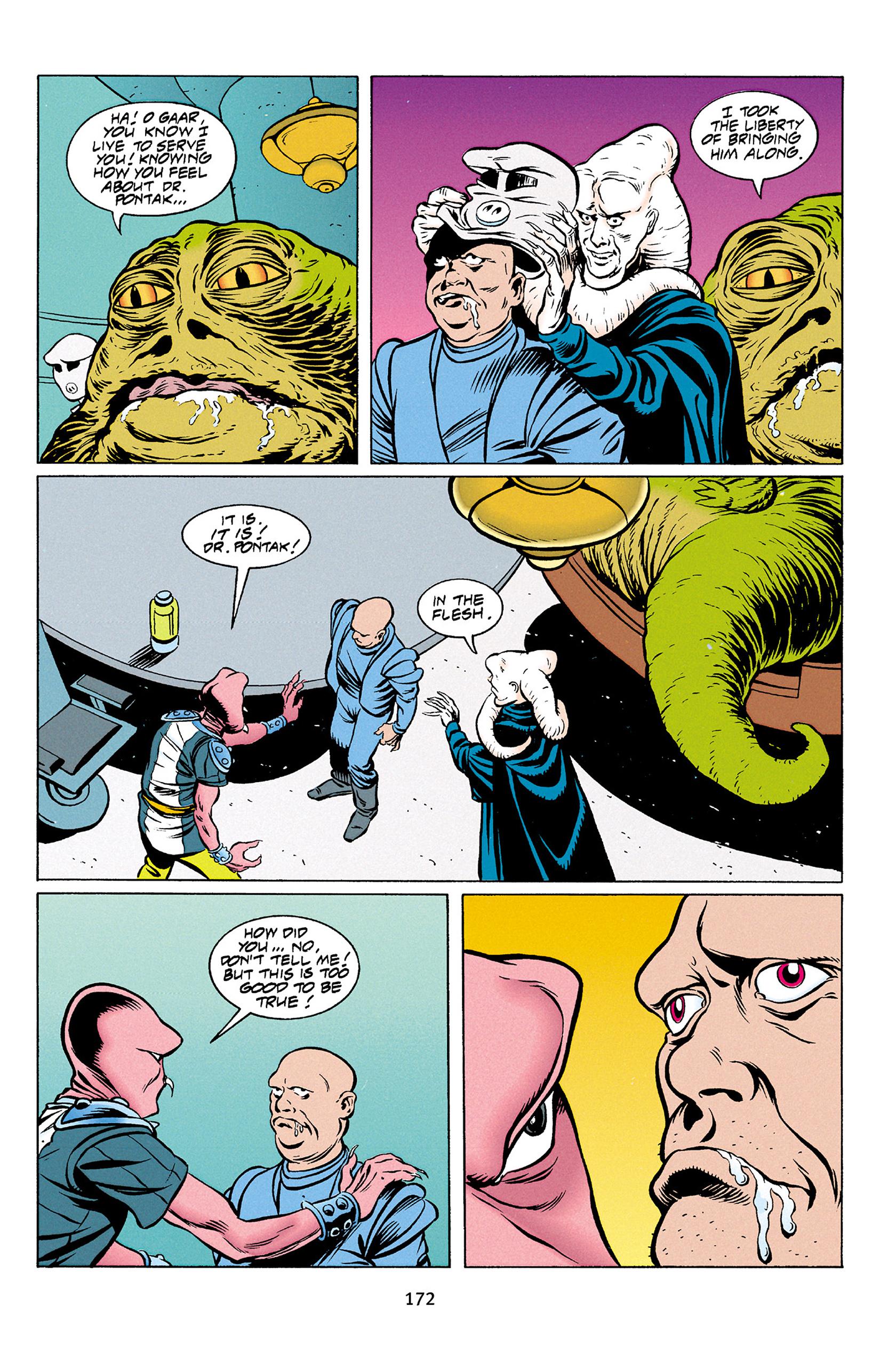 Read online Star Wars Omnibus comic -  Issue # Vol. 30 - 169