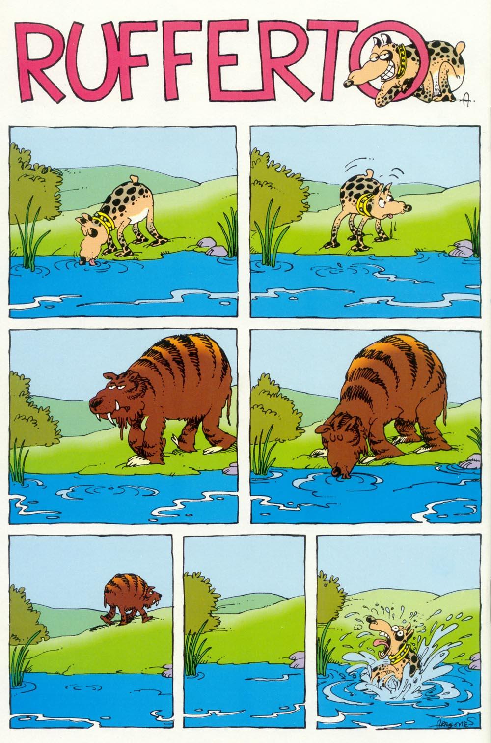 Read online Sergio Aragonés Groo the Wanderer comic -  Issue #97 - 34