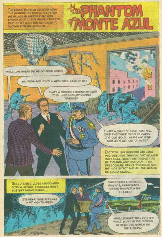 Read online Beyond the Grave (1983) comic -  Issue #10 - 19
