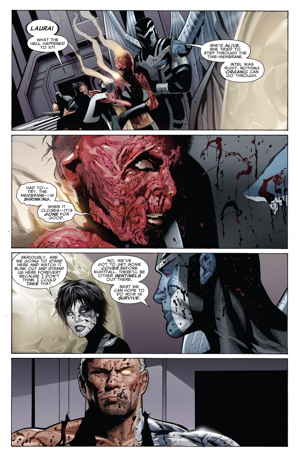 Read online X-Men: Second Coming comic -  Issue # _TPB (Part 3) - 91