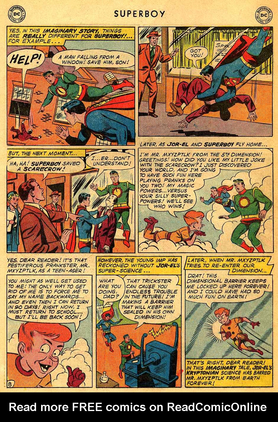 Superboy (1949) issue 95 - Page 18