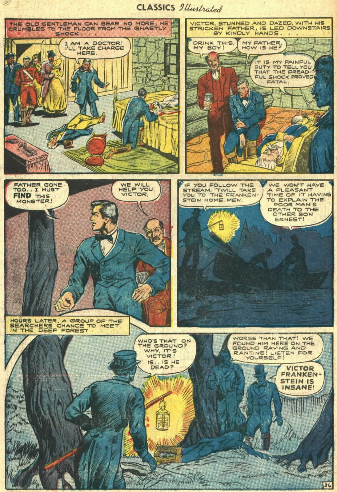 Classics Illustrated issue 26 - Page 38