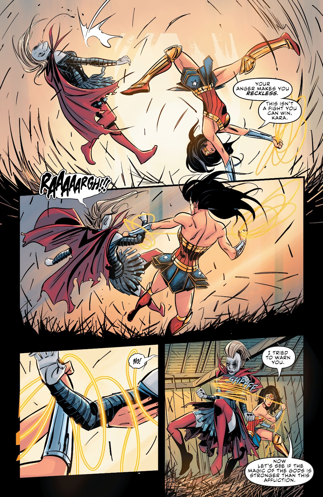 Read online Supergirl (2016) comic -  Issue #38 - 19