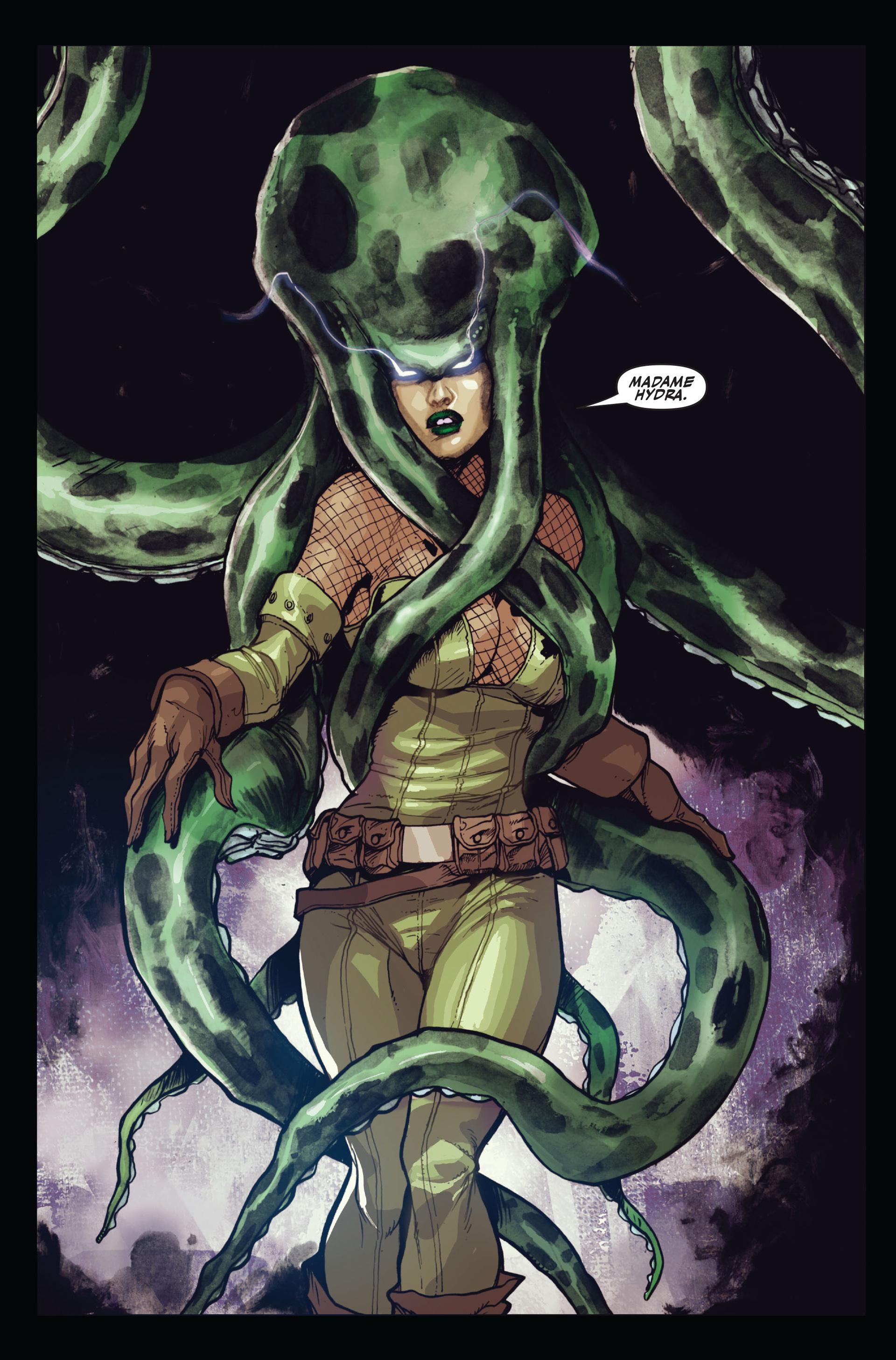 Read online Secret Warriors comic -  Issue #15 - 15