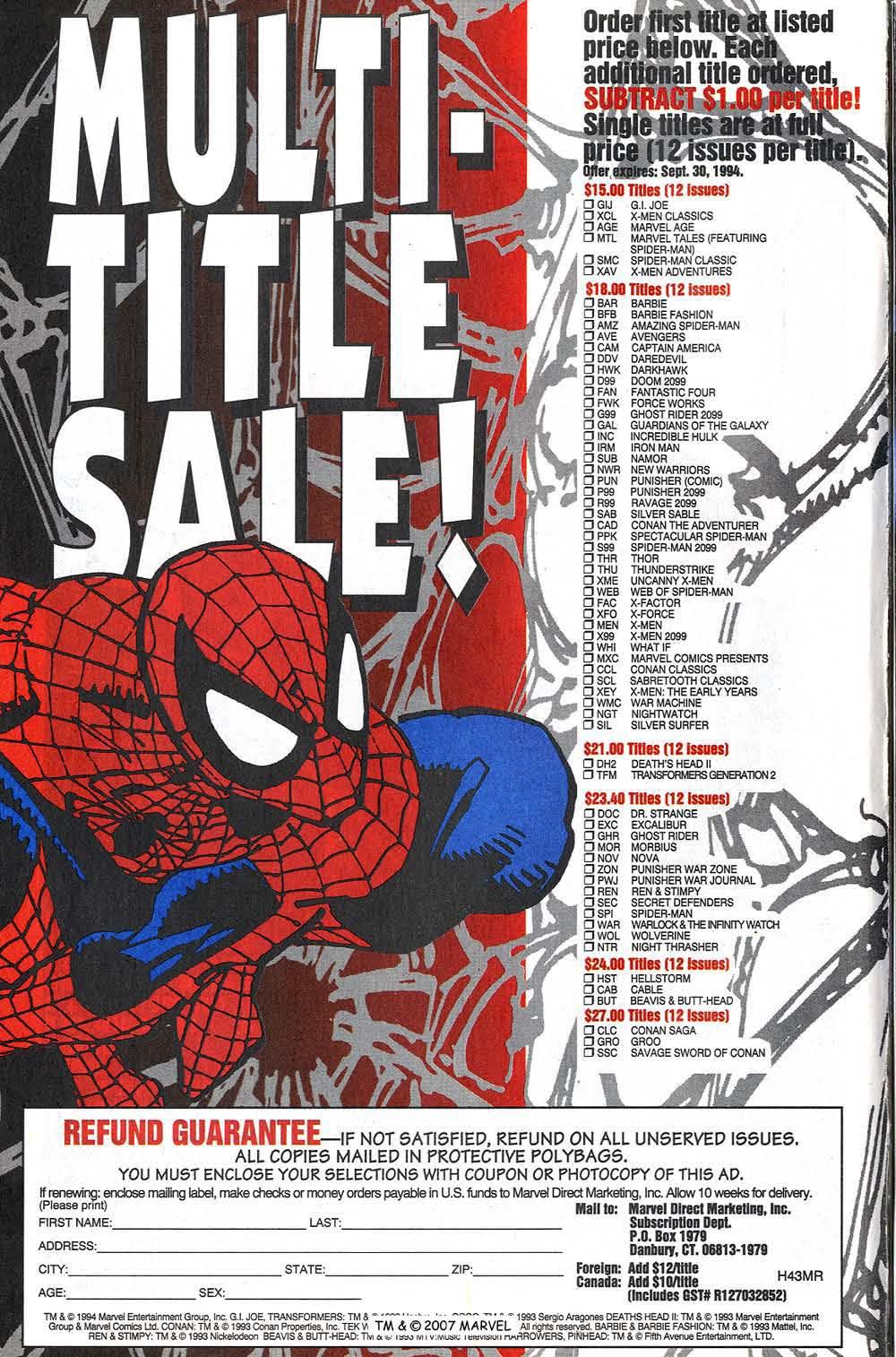 Read online Captain America (1968) comic -  Issue # _Annual 13 - 66