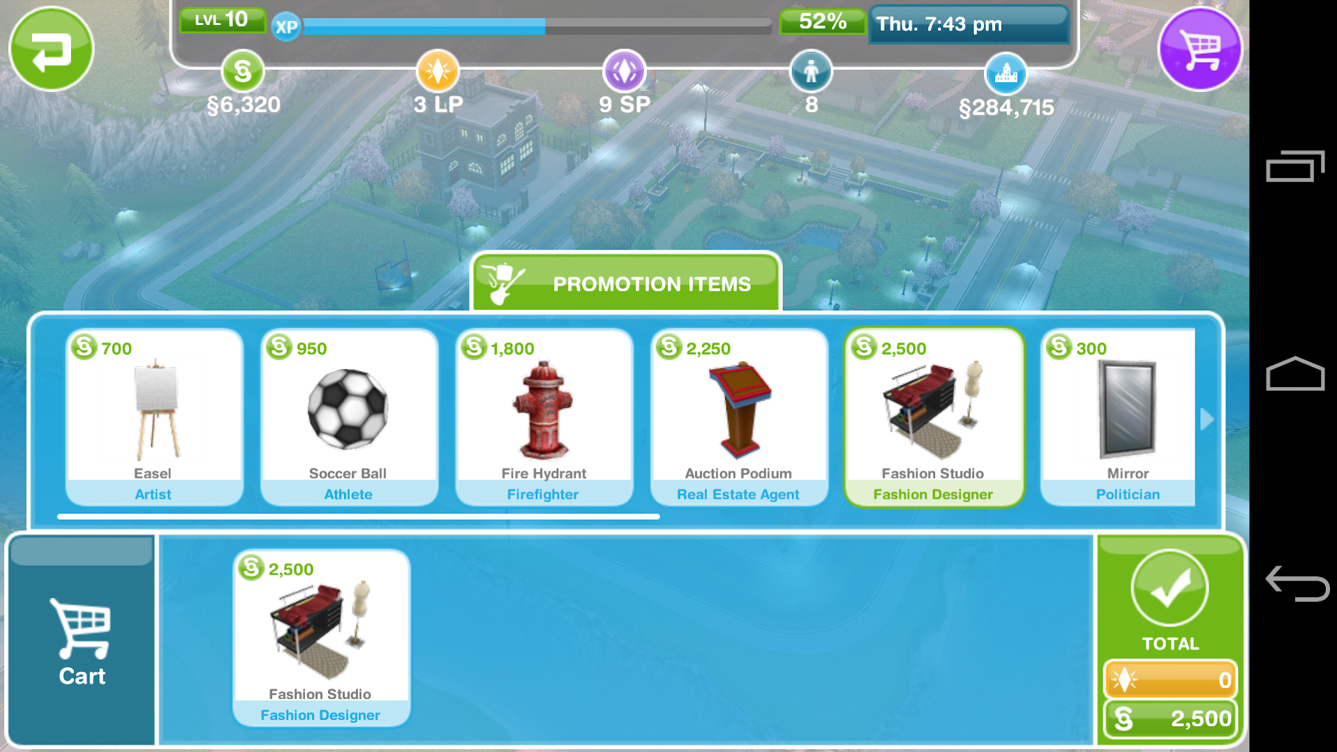Sims Freeplay Sims Promotions R Us To Design Clothes