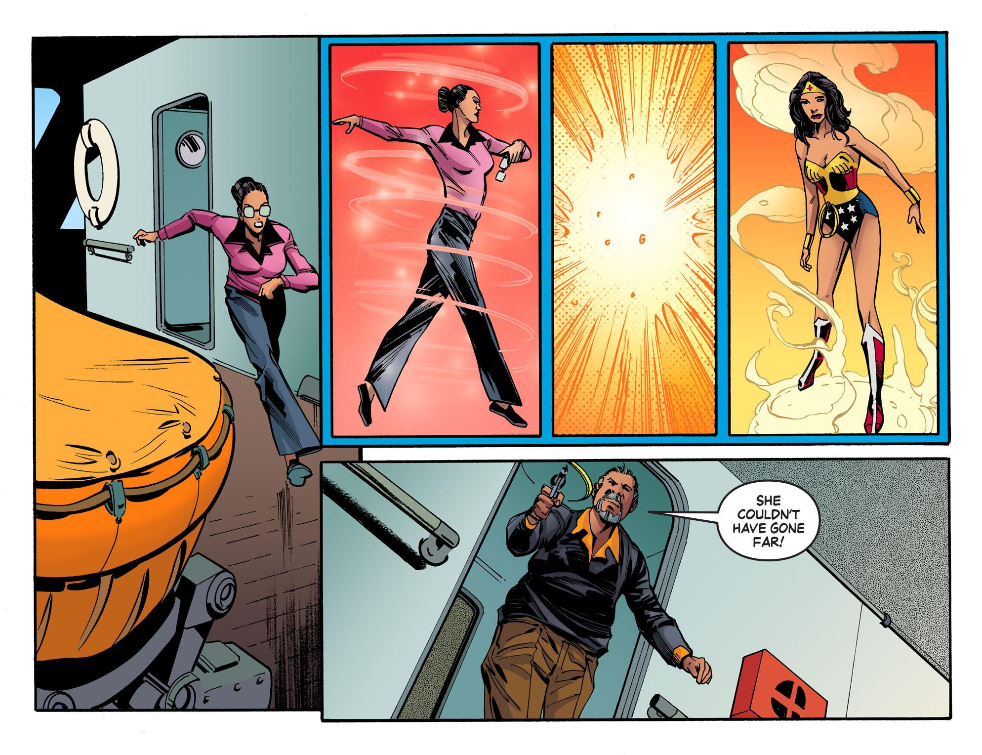 Read online Wonder Woman '77 [I] comic -  Issue #20 - 9