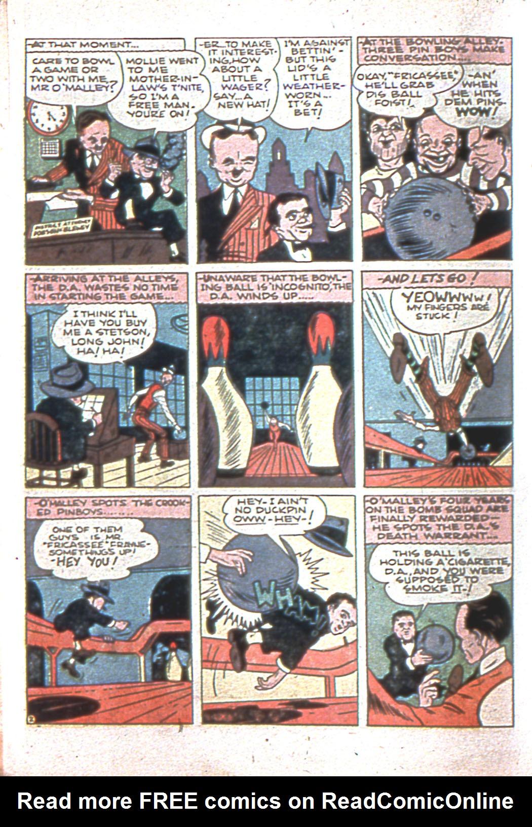 Read online Sensation (Mystery) Comics comic -  Issue #6 - 34