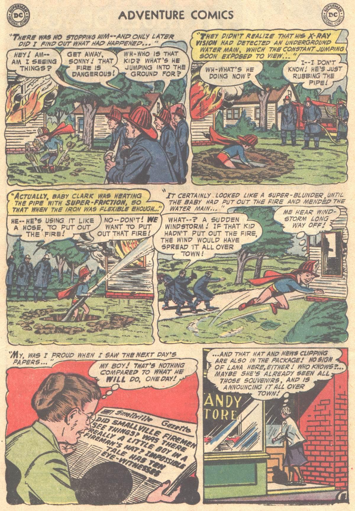 Read online Adventure Comics (1938) comic -  Issue #337 - 28