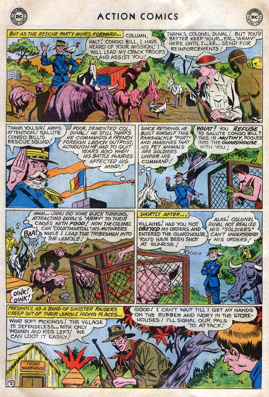 Read online Action Comics (1938) comic -  Issue #258 - 18