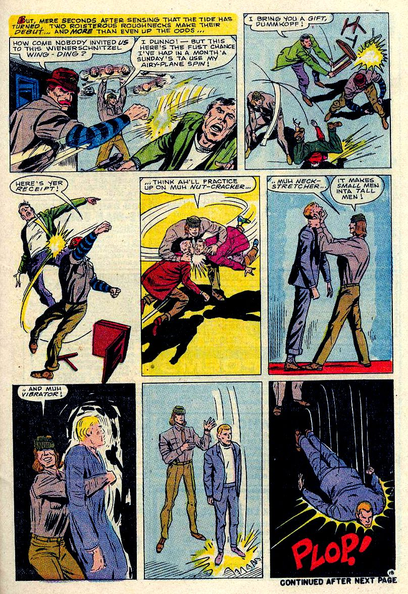 Read online Sgt. Fury comic -  Issue #84 - 25