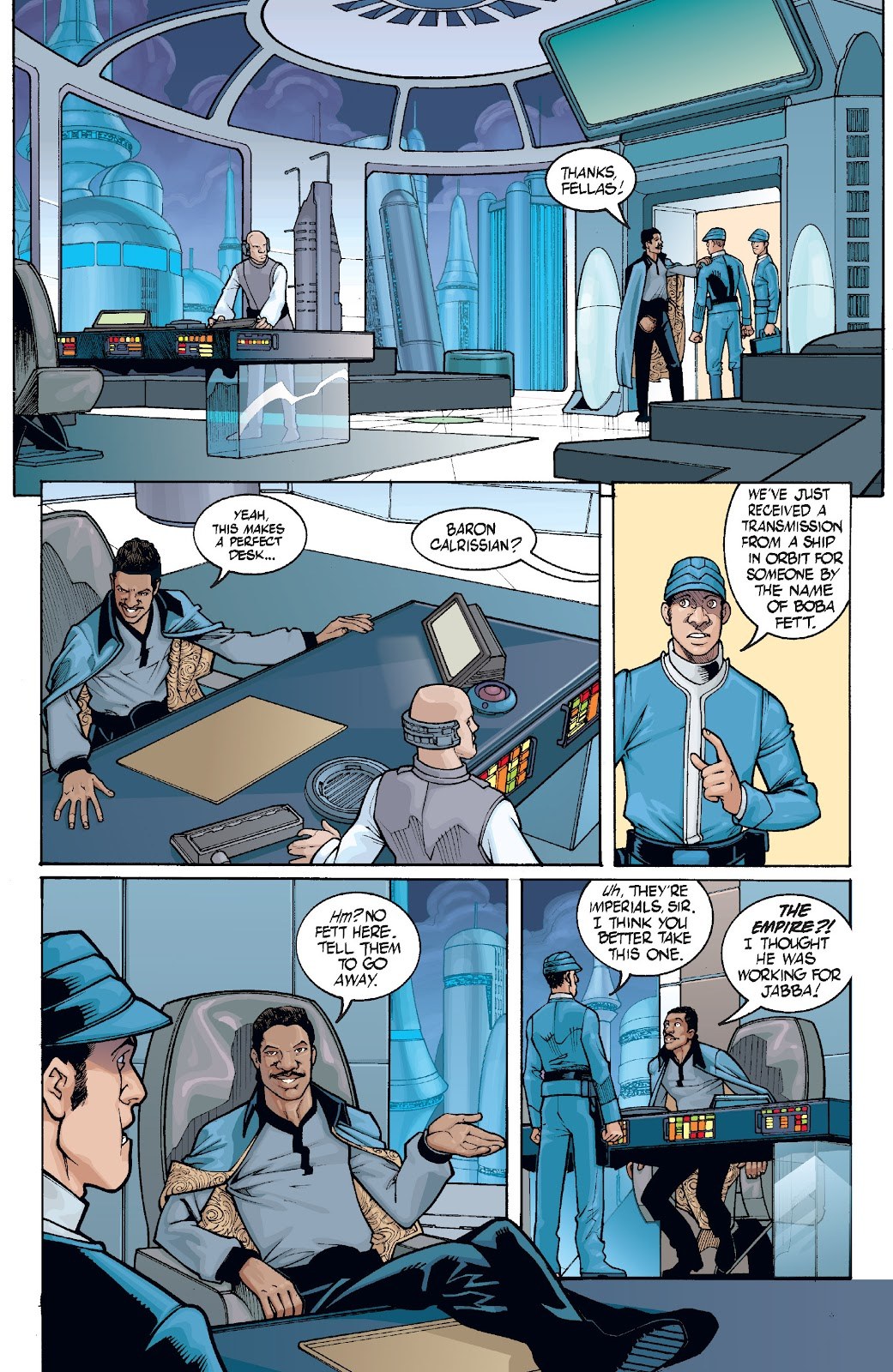 Read online Star Wars Legends: Infinities - Epic Collection comic -  Issue # TPB (Part 2) - 34