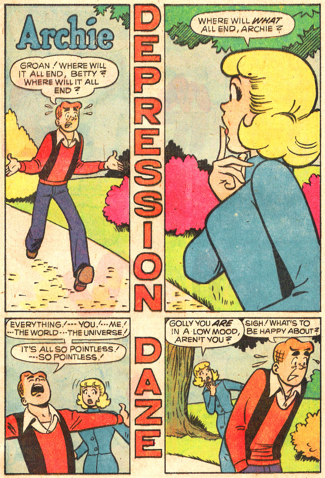 Read online Archie (1960) comic -  Issue #250 - 29
