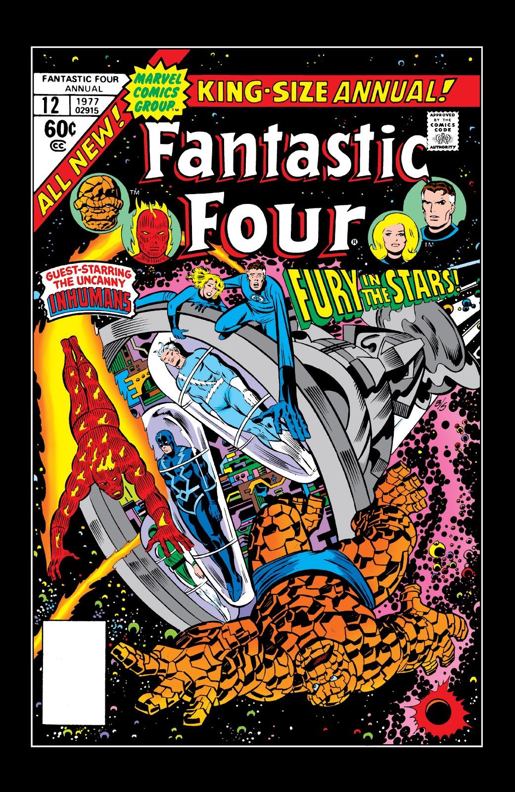 Read online Marvel Masterworks: The Inhumans comic -  Issue # TPB 2 (Part 3) - 46