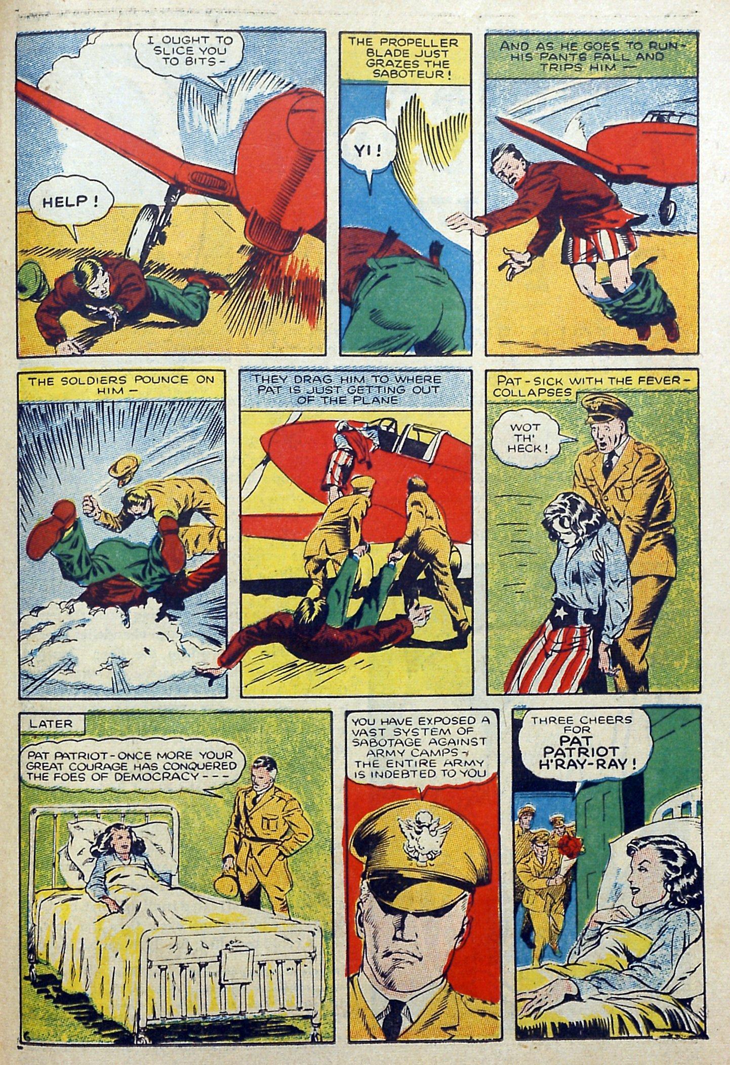 Daredevil (1941) issue 3 - Page 45