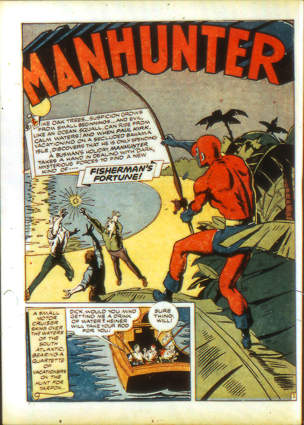 Read online Adventure Comics (1938) comic -  Issue #89 - 40