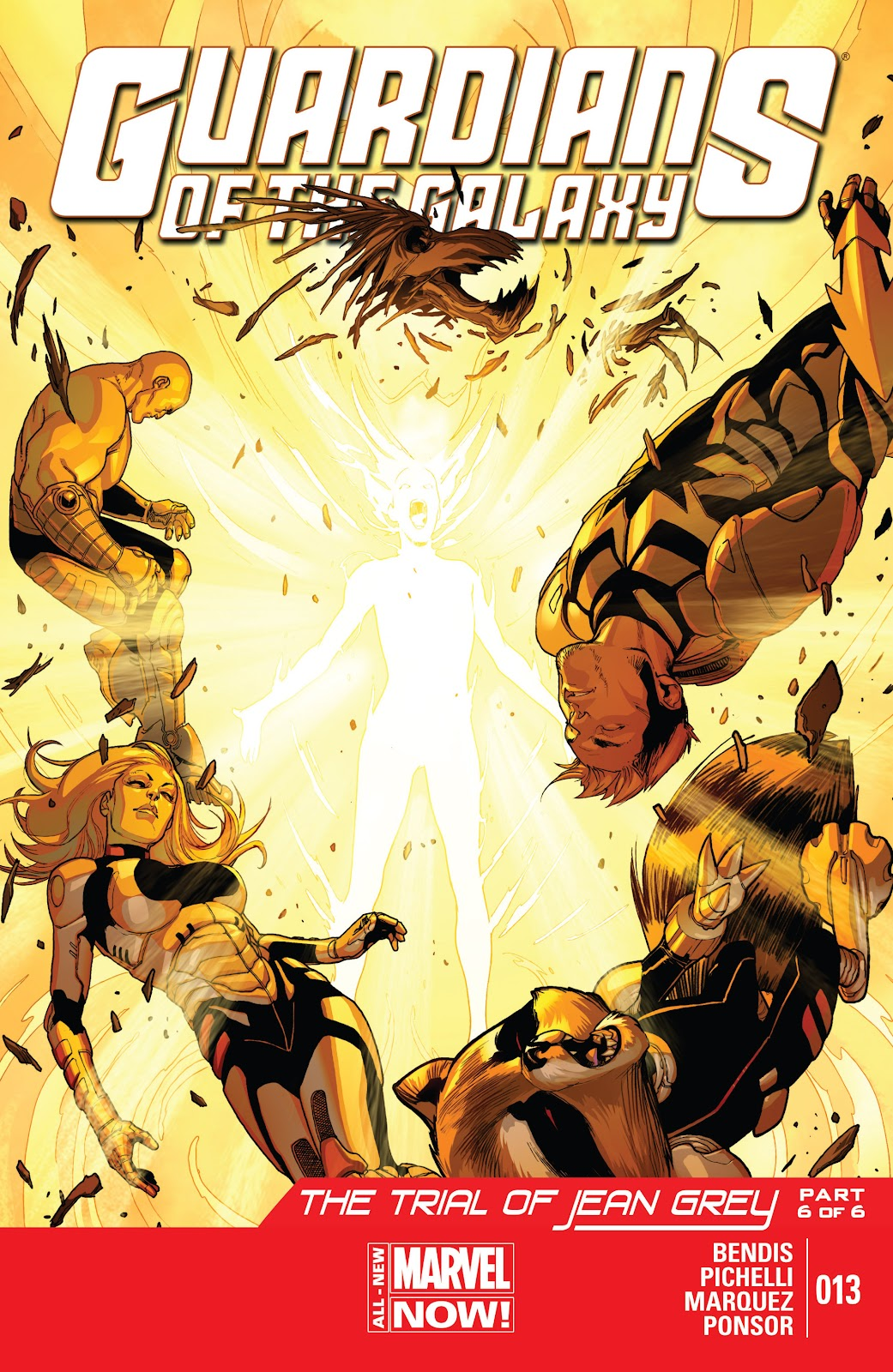 Guardians of the Galaxy/All-New X-Men: The Trial of Jean Grey issue TPB - Page 97